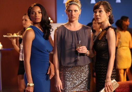 Mistresses Season 2 Exclusive: Love for Joss! Sex for April? Hot Mess-travaganza for Karen!