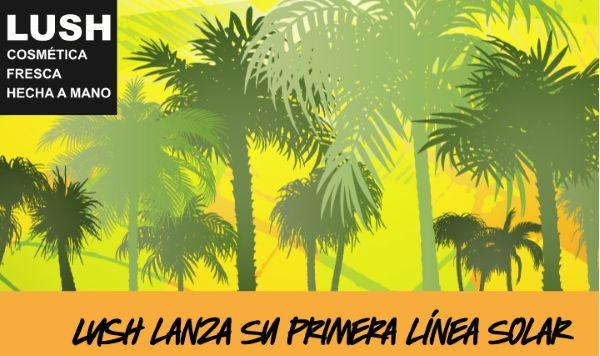 La firma de cosméticos naturales LUSH presenta su primera línea de productos de…