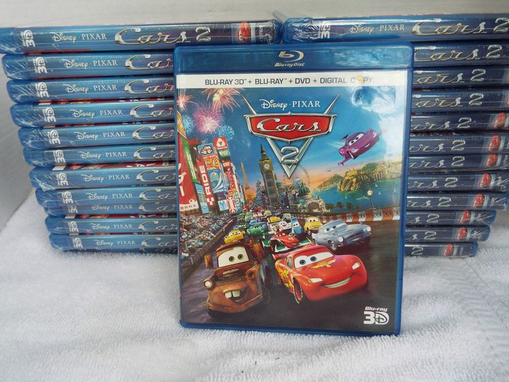 Cars 225 sets bluray 3d bluraydvd digital copy2011 5