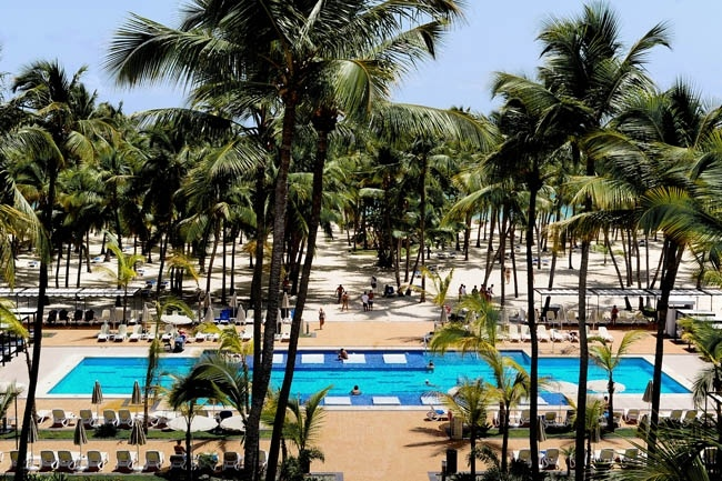 Hotel Riu Palace Macao - Outdoor pool