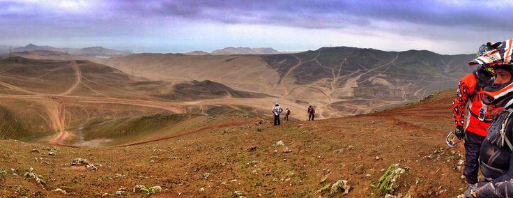 ATV in Peru