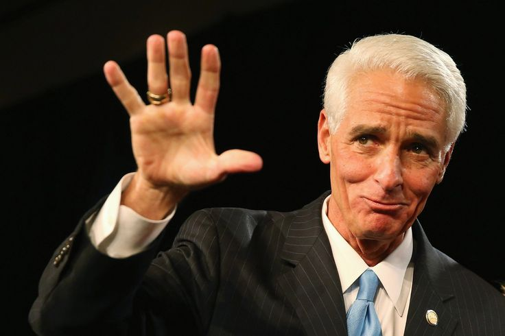 How the presidential race could all come down to Republican-turned-independent-turned-Democrat Charlie Crist, who's running in a critical congressional race in Florida.