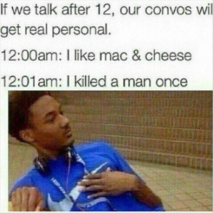 Happens more than I'd like to admit! Ha ha