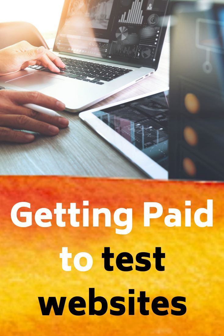 Getting Paid to Test Websites #Getting paid to test websites #Make Money From Ho… – Online Advertising & Earn Money
