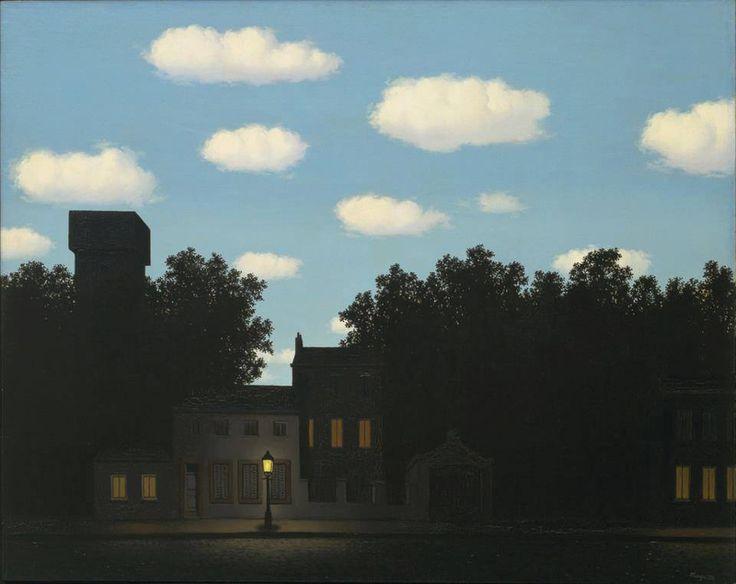 Magritte, l'Impero delle luci, 1950