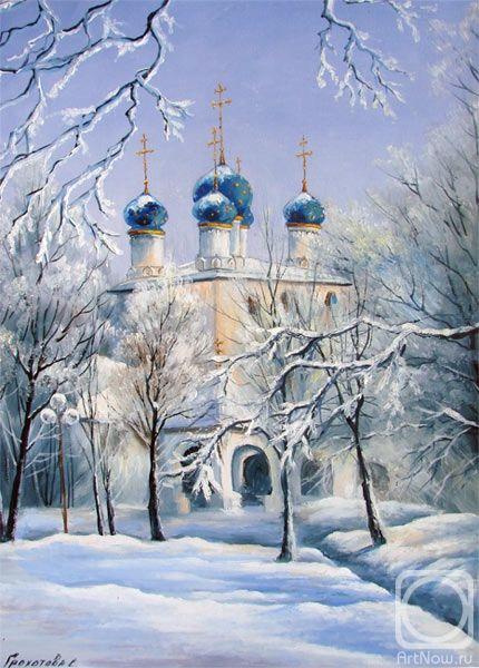 Грохотова Светлана. Воскресенский храм