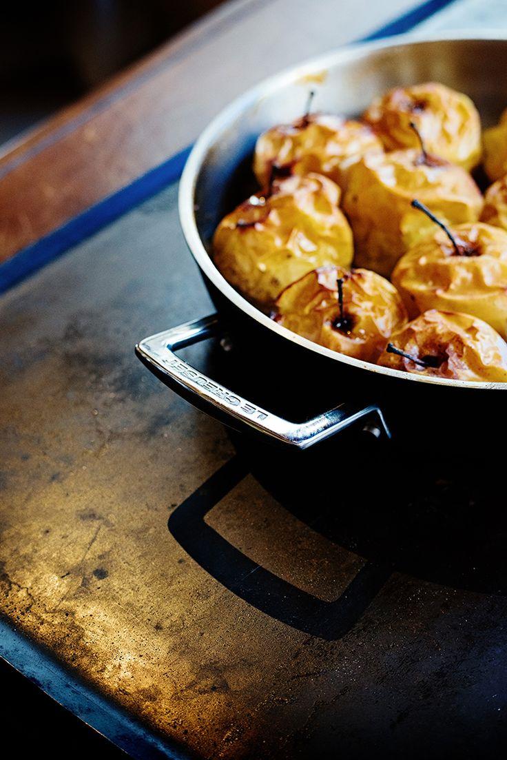 Le Creuset Bi-Ply Shallow Casserole (Caramelised Baked Apples)