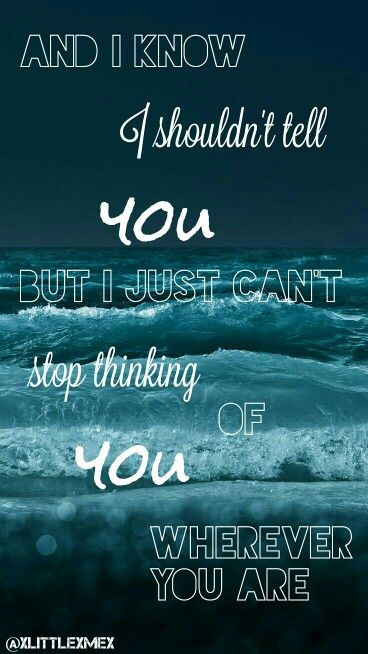 Wherever You Are - 5SOS - edit. ( Credit to @XLittlexMex )