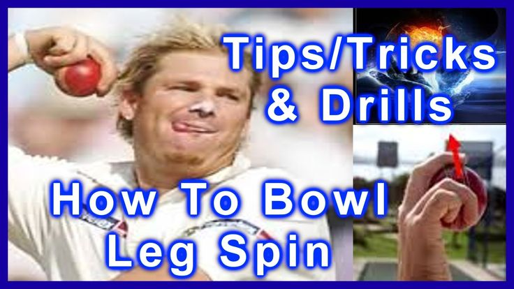 HD Cricket Leg Spin Bowling Tips Video - How to Bowl Leg Spin like Shane...