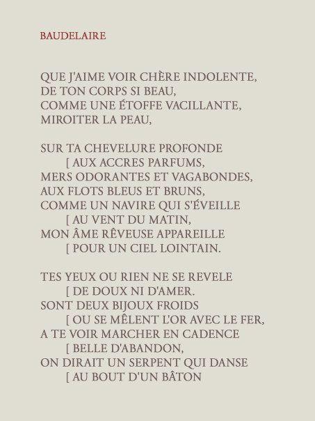 #baudelaire #pixword #love