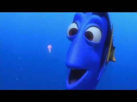 Finding Nemo - I Shall Call Him Squishy