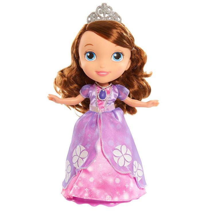 Disney Junior Sofia the First Magic Dancing Sofia Doll