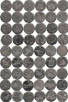 50 p #fifty #pence #coins, View more on the LINK: http://www.zeppy.io/product/gb/2/321980761790/