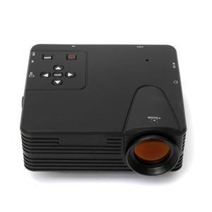 Mini Vidéo Projecteur 1080P HD LED pour Laptop AV TV VGA PC SD USB HDMI PRISE US - vidéoprojecteur, avis et prix pas cher - Cdiscount