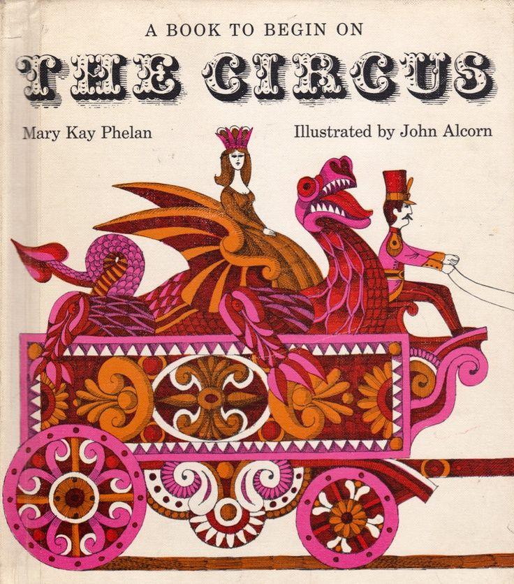Vintage Circus book