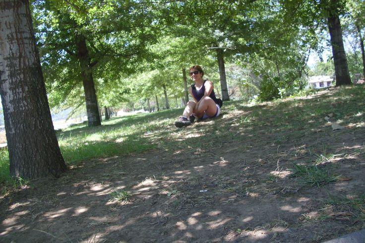 Disfrutar de la naturaleza es lo mejor, me encanta !!!