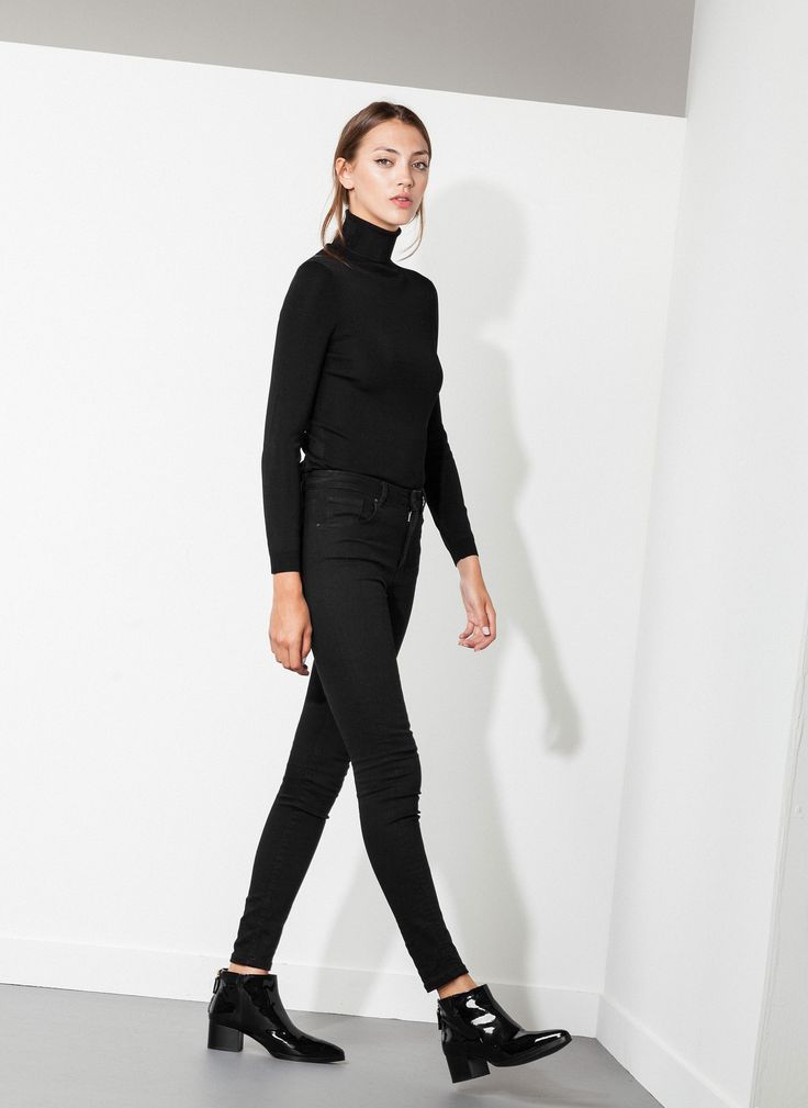BLACK FRIDAY FIVE-DAY CARNIVAL here! Take it with your tour, pure and relax, just enjoy. ONLY $19.99,World Tour Turtleneck Poncho Sweater, 50% OFF EVERYTHING at CUPSHE.COM !