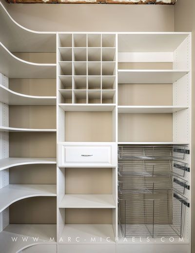 2014 New American Home Great Closet Design Use Of Space Contemporary Design Pinterest