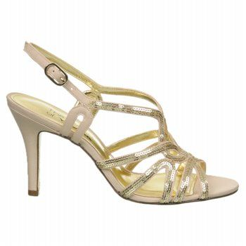 $30.00 from famous footware Potential bridesmaid shoe, these are actually my favorite choice Touch of Nina  Women's Garner1 at Famous Footwear