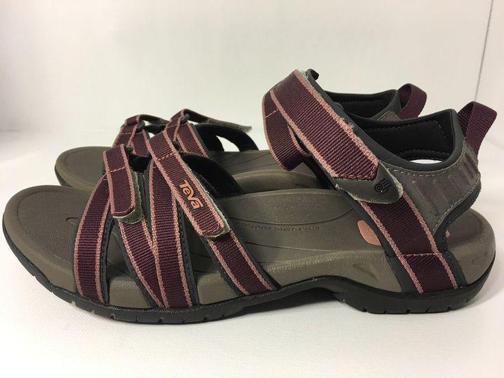 Teva Tirra Women's Hiking Water Sport Sandals Dusk Size 9