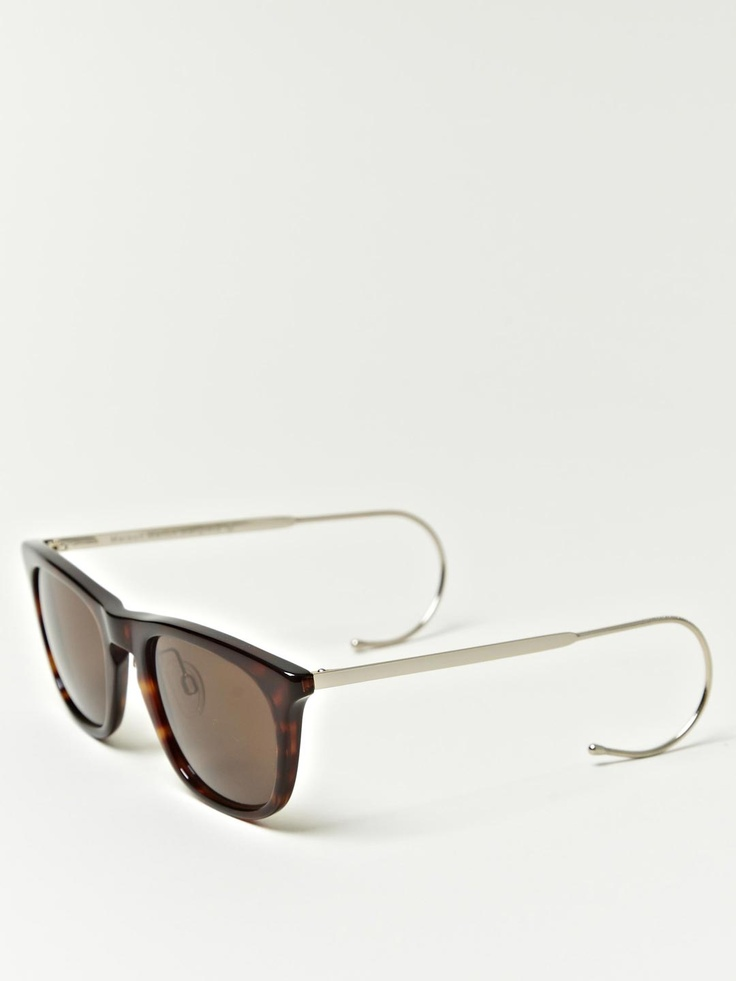 Maison Martin Margiela x Cutler and Gross - Cable Temple Sunglasses