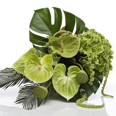 Tropical Rainforest Bouquet