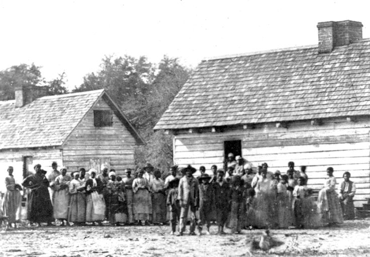 On Smith's Plantation in Beaufort, South Carolina, slaves pose for a photographer in 1862. Confederate officials initially argued that slaves best served the Southern cause by staying on the plantation. As few white Southerners volunteered for noncombatant military duty, however, the Confederate congress impressed the labor of free blacks and slaves in 1864, angering slaveholders.