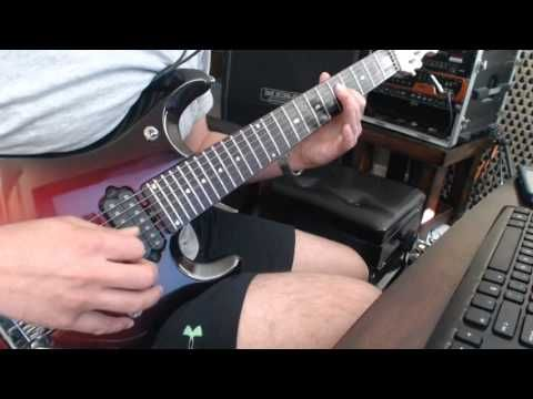 Poison - Life Goes On - Guitar Solo - Cover - YouTube