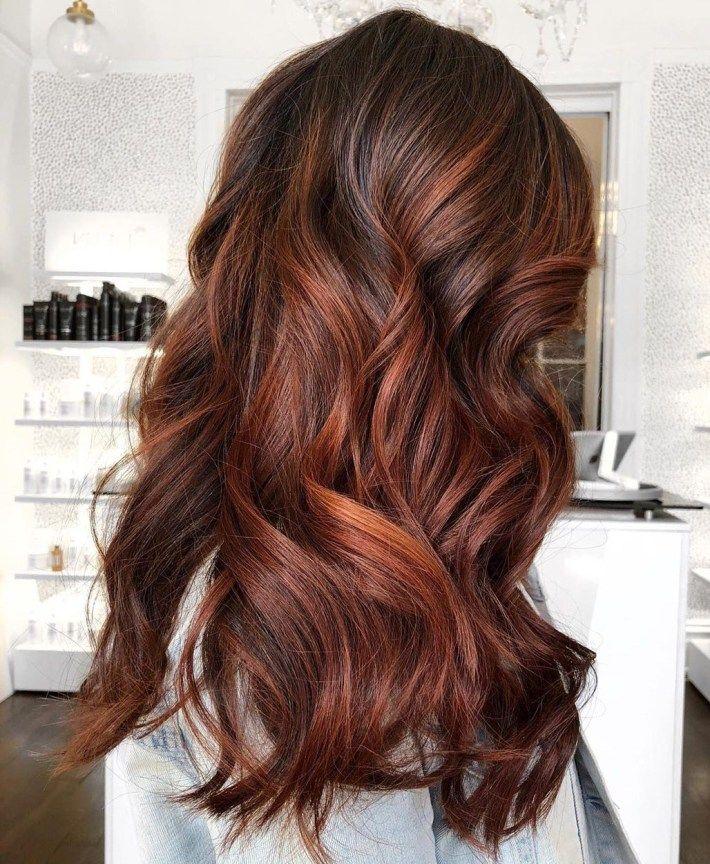 50 Dainty Auburn Hair Ideas to Inspire Your Next Color Appointment - Hair Adviser | Hair color auburn, Light auburn hair, Deep auburn hair