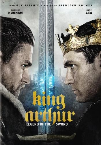 King Arthur: Legend of the Sword for Rent, & Other New Releases on DVD at Redbox