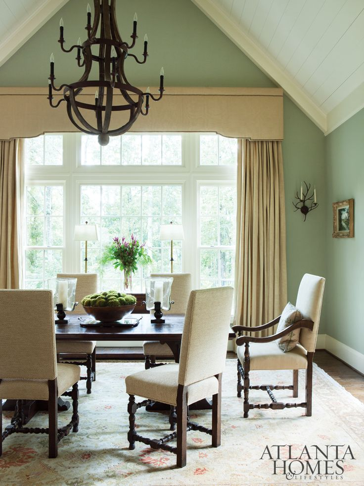 87 best Dining Rooms images on Pinterest | Atlanta homes, Dining ...