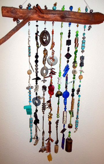 38 Best Images About Wind Chimes And Mobils Hanging Art