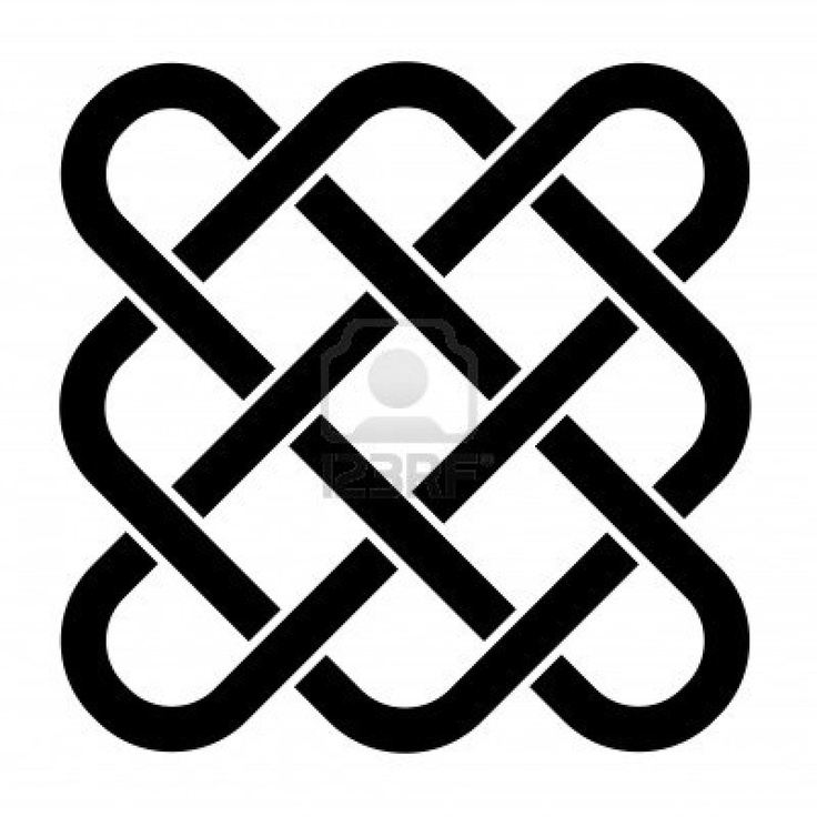 happyroman111200831 11486177-vector-endless-celtic-knot jpgSimple Celtic Knot Square