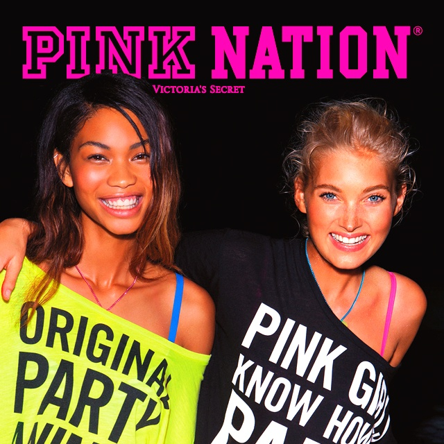 If you don't have it yet, go download the Pink Nation app now! It's free!