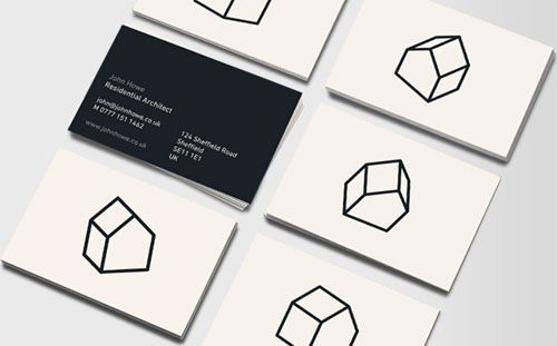 architecture business card - Google Search