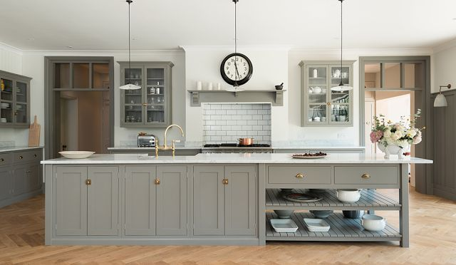 The Kitchen Considered: The English Scullery & Cooks Kitchen   The Polished Pebble