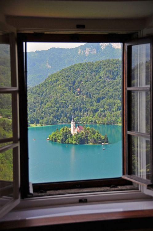 Lake View, Bled, Slovenia