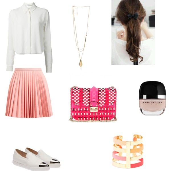 """lovely set"" by workingincloset on Polyvore"
