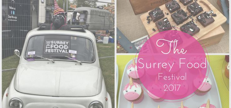 NEW: The Surrey Food Festival