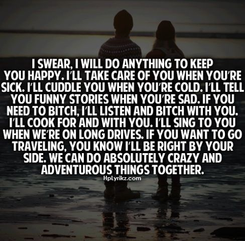 This is so sweet. Don't we all wish we had someone like this?