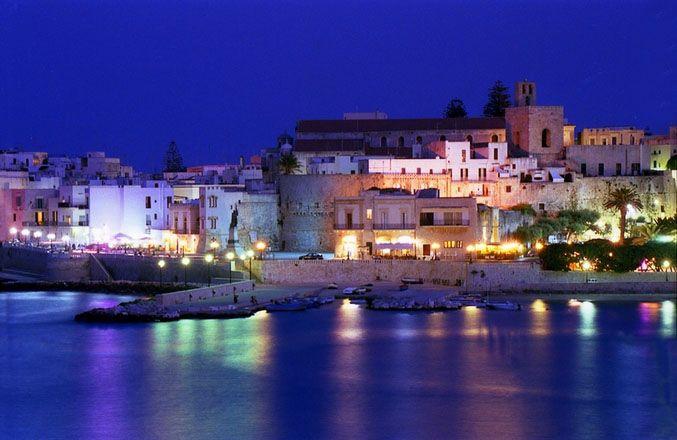 Otranto by Night - Lecce, Puglia, Italy