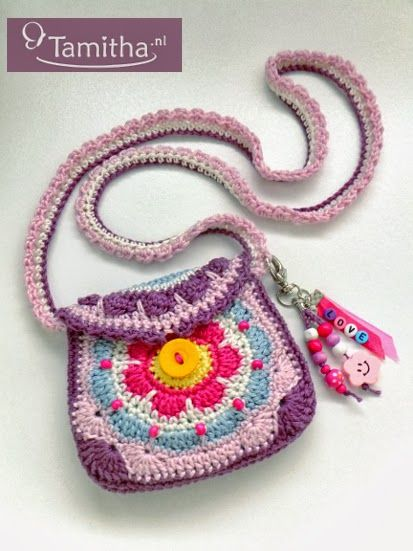 464 best images about Crochet - Baby And Kids Bags ! on ...