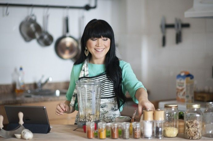hot for food blog - Lauren Toyota, vegan food & recipes