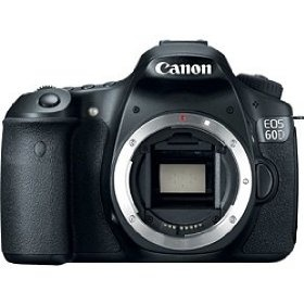 Canon EOS 60D 18 MP CMOS Digital SLR Camera with 3.0-Inch LCD (Body Only) - For the price, you'll be hard pressed to find a camera body this feature packed for the money. Handling the 60D felt natural. If I shot with gear Canon, I'd own a 60D.