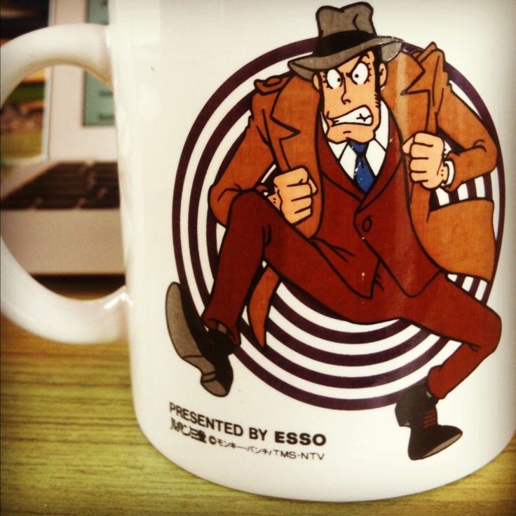 Morning Coffee/LUPIN the Third