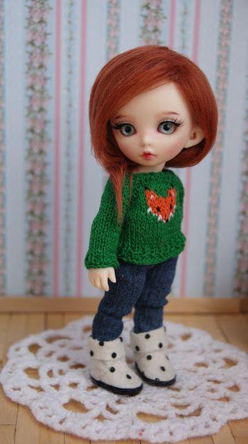 Coco Dolls: Lisek.