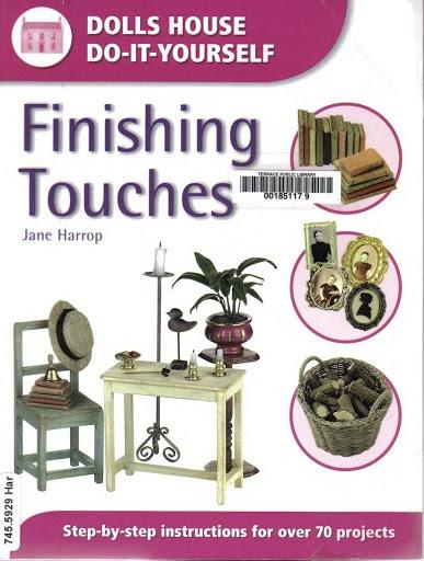 Finishing touches-Jane Harrop