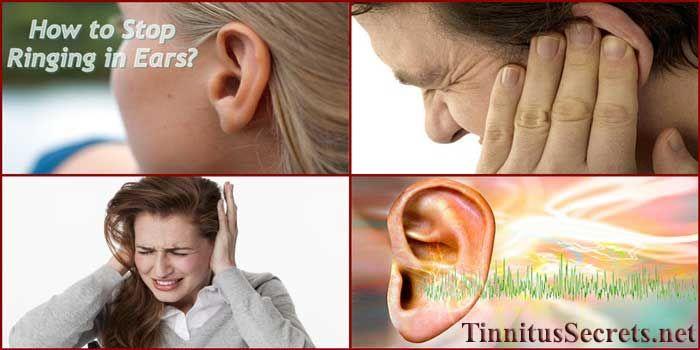 Ringing.  in Ears