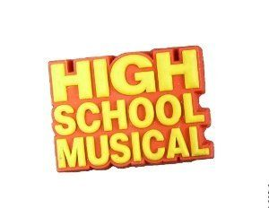 Crocs Shoes Jibbitz High School Musical