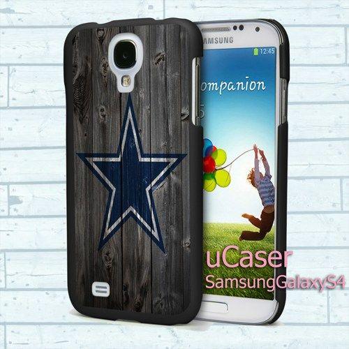 "Dallas Cowboys Dictionary for Samsung Galaxy S4 5.0"" screen Black Case"